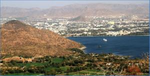 Lake View, Udaipur City