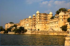 Udaipur's beautiful Palace